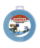 Mayka: Medium Construction Tape - Light Blue(2M)