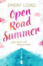 Open Road Summer by Emery Lord image