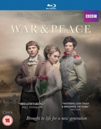 War And Peace on Blu-ray