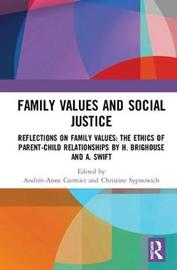 Family Values and Social Justice image
