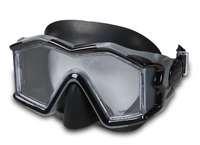 Intex: Explorer Pro - Silicone Mask (Black)