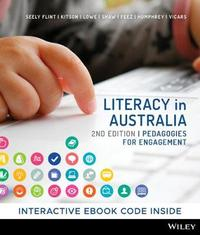 Literacy in Australia by Amy Seely Flint