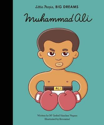 Muhammad Ali by Brosmind