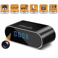 Hidden Spy Camera Wireless 1080P Clock
