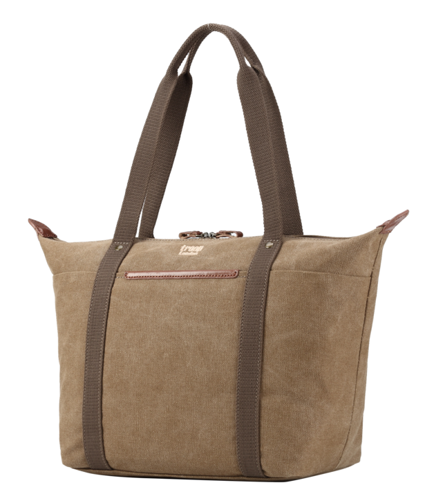 Troop London: Metro Tote Bag - Brown