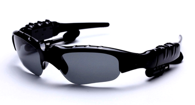 Stereo Headset Sunglasses Bluetooth: 4.1 - Grey
