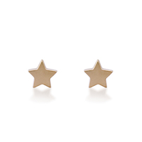 Bo + Bala: Wish Studs Rose Gold - Exclusive Style