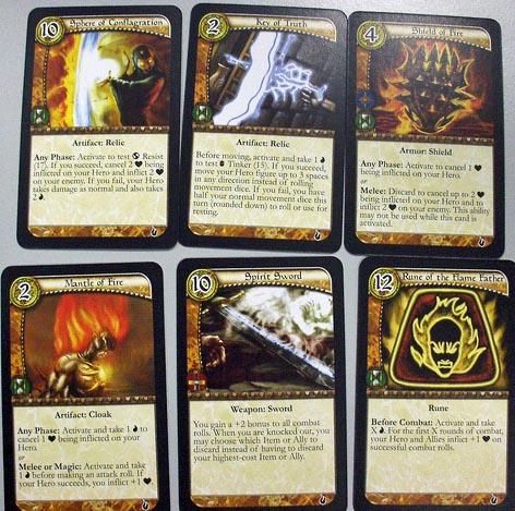 Runebound: Champions of Kellos Expansion image