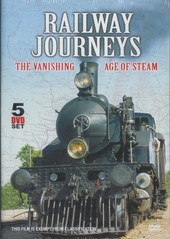 Railway Journey's: Vanishing Age Of Steam, The (5 Disc) on DVD