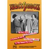 Three Stooges - Vol. 1 (MRA) on DVD