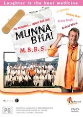 Munnabhai M.B.B.S. on DVD