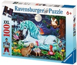 Ravensburger 100 Piece Jigsaw Puzzle - Unicorns World
