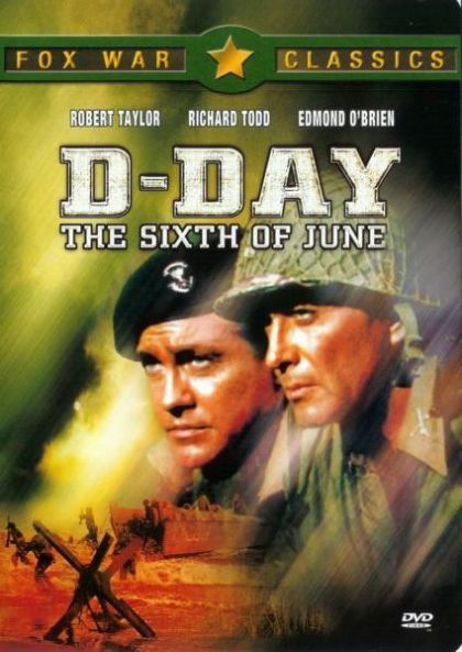 D-Day - The Sixth Of June on DVD image