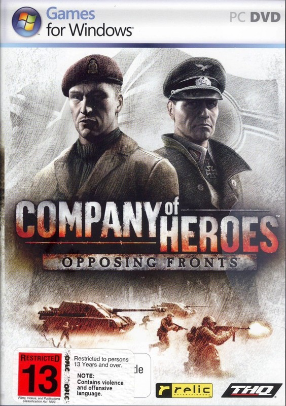 Company of Heroes: Opposing Fronts (Gamer's Choice) for PC Games