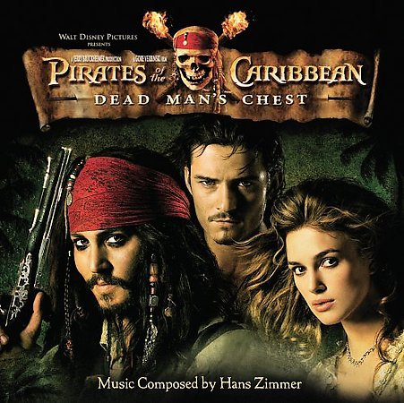 Pirates Of The Caribbean: Dead Man's Chest by Original Soundtrack
