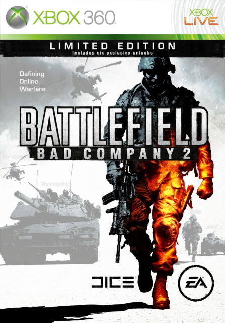 Battlefield: Bad Company 2 Limited Edition for Xbox 360