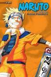 Naruto (3-in-1 Edition), Vol. 4 by Masashi Kishimoto