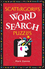 Scattergories Word Search Puzzles by Mark Danna image