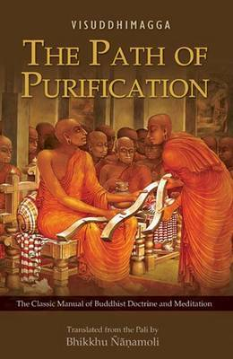The Path of Purification by Bhadantacariya Buddhaghosa image