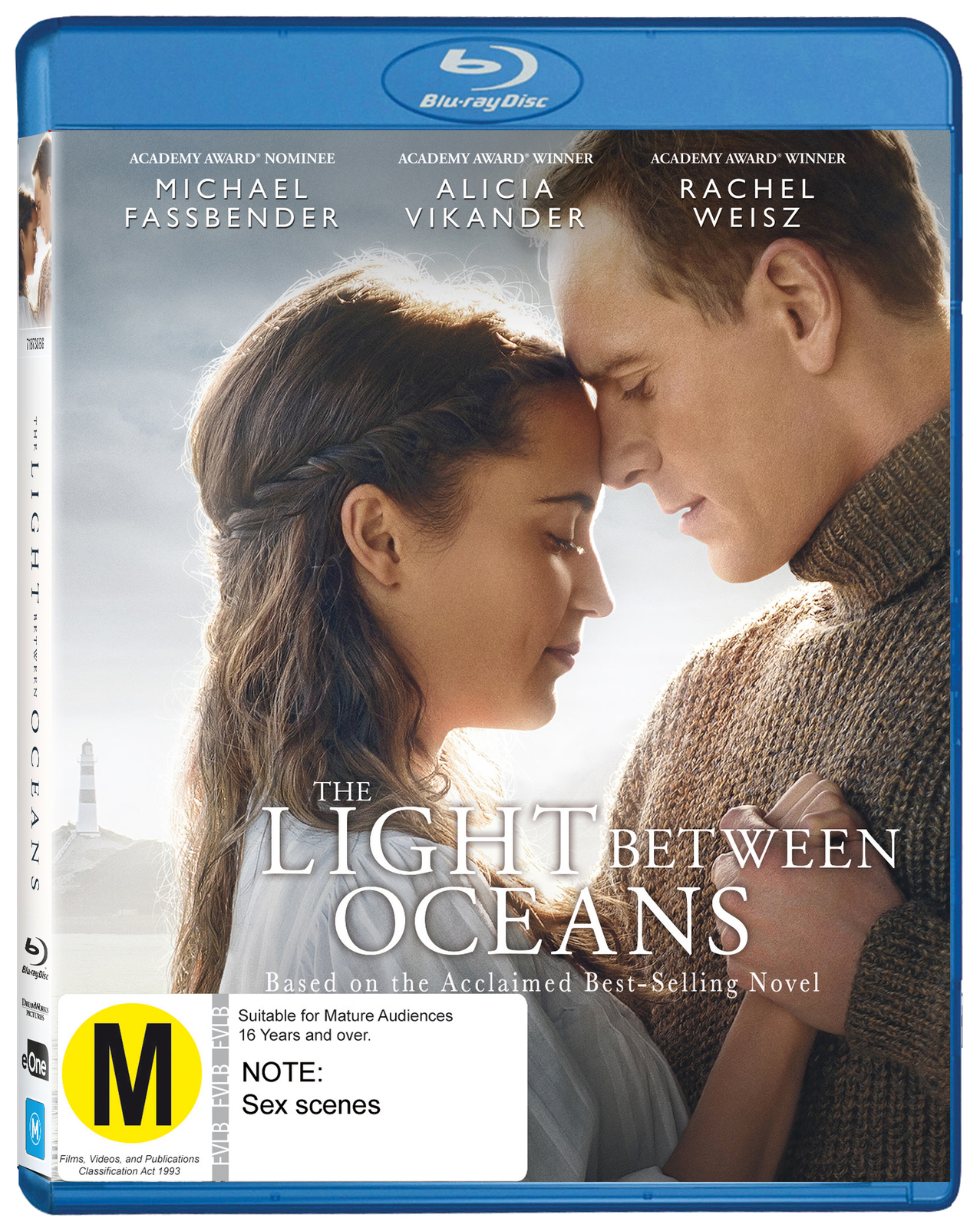 The Light Between Oceans on Blu-ray image
