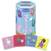 Peppa Pig: Matching Game - On-the-Go Edition image