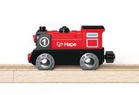 Hape: Battery Powered Engine No.1 image