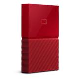 3TB WD My Passport Ultra (Red)