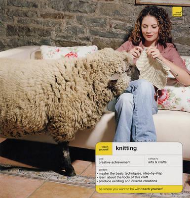 Teach Yourself Knitting by Sally Walton