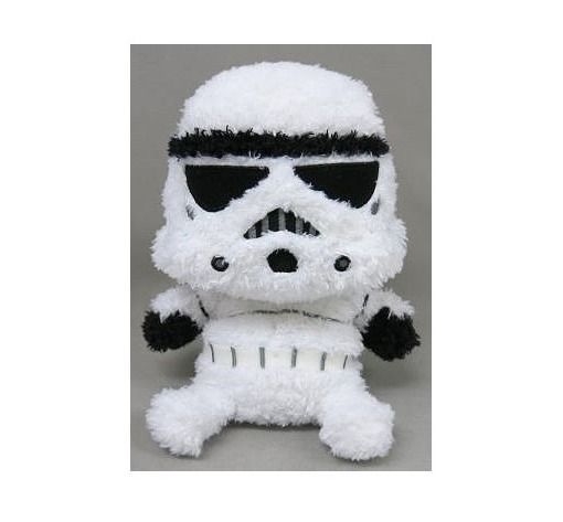 Star Wars: Poff Moff Plush - Stormtrooper
