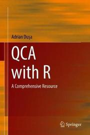 QCA with R by Adrian Dusa