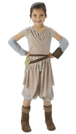 Star Wars: Rey of Jakku - Deluxe Costume (3-5 Years)