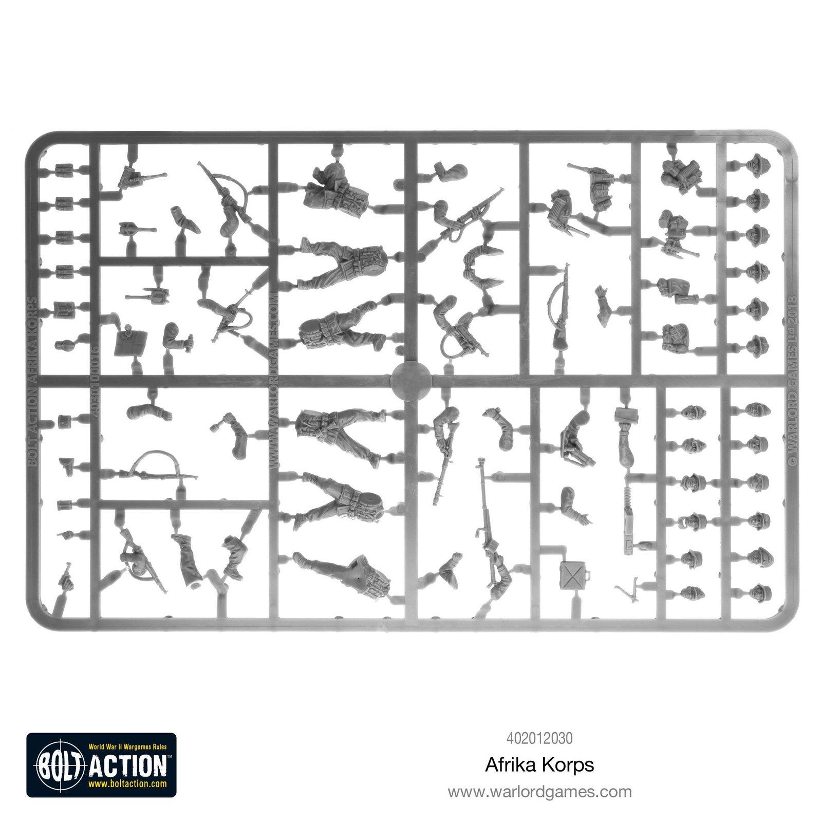 Afrika Korps Infantry image