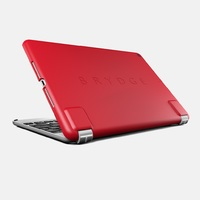 """Brydge Slimline Protective Case for iPad 9.7"""" (5th/6th Gen) - Red"""