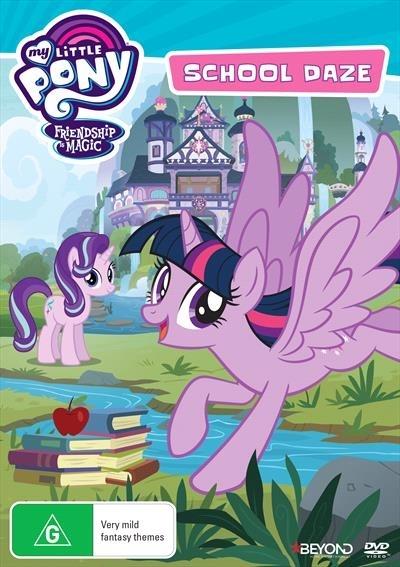 My Little Pony: Friendship is Magic: School Daze on DVD image