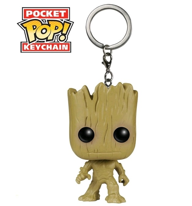 Guardians of the Galaxy - Groot Pocket Pop! Key Chain
