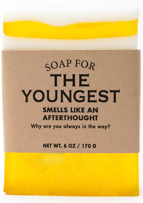 Whiskey River Co: Soap - For The Youngest