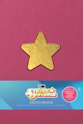 Steven Universe Deluxe Hardcover Blank Sketchbook by Rebecca Sugar