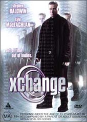 X Change on DVD