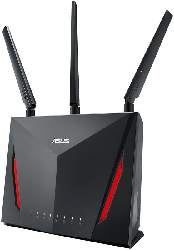 Asus RT-AC86U Gigabit WiFi Gaming Router