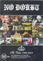 No Doubt - The Videos 1992-2003 on DVD
