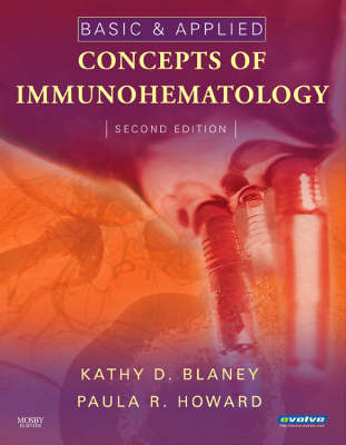 Basic and Applied Concepts of Immunohematology by Kathy D. Blaney image