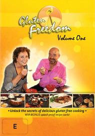 Gluten Freedom Volume One on DVD