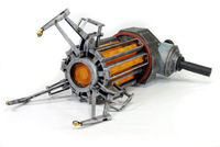 Half-Life 2 Zero-Point Energy Field Manipulator Prop Replica (Gravity Gun)