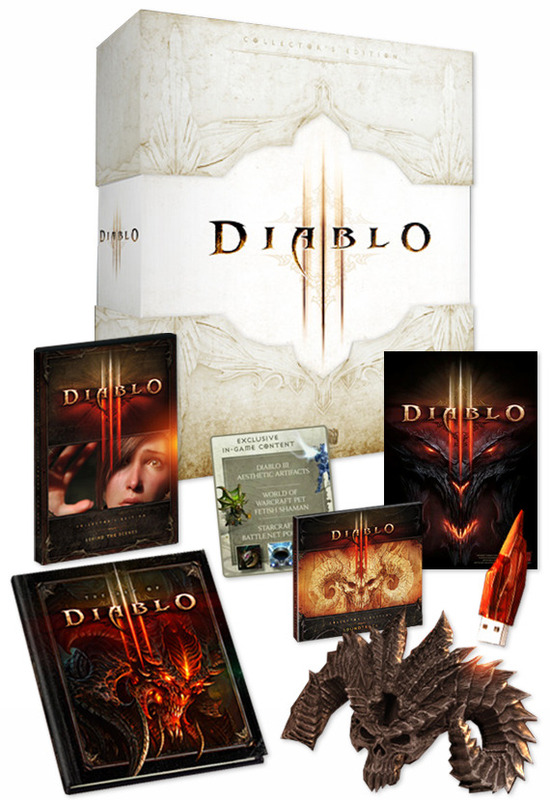 Diablo III Collector's Edition for PC Games