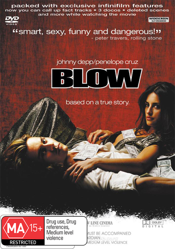 Blow on DVD