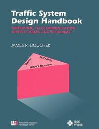 Traffic System Design Handbook by James R. Boucher image