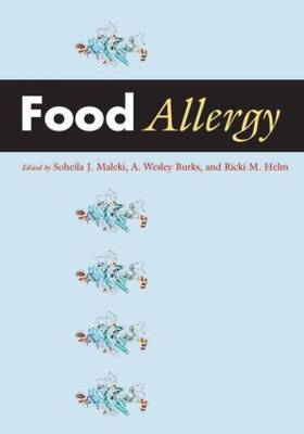 Food Allergy by Soheila J. Maleki image