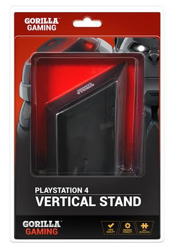 Gorilla Gaming PS4 Stand for PS4
