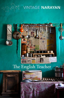 The English Teacher by R.K. Narayan image