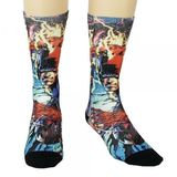 DC Comics - Flash Sublimated Crew Socks